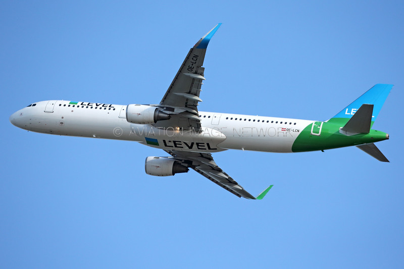OE-LCN | Airbus A321-211 | LEVEL