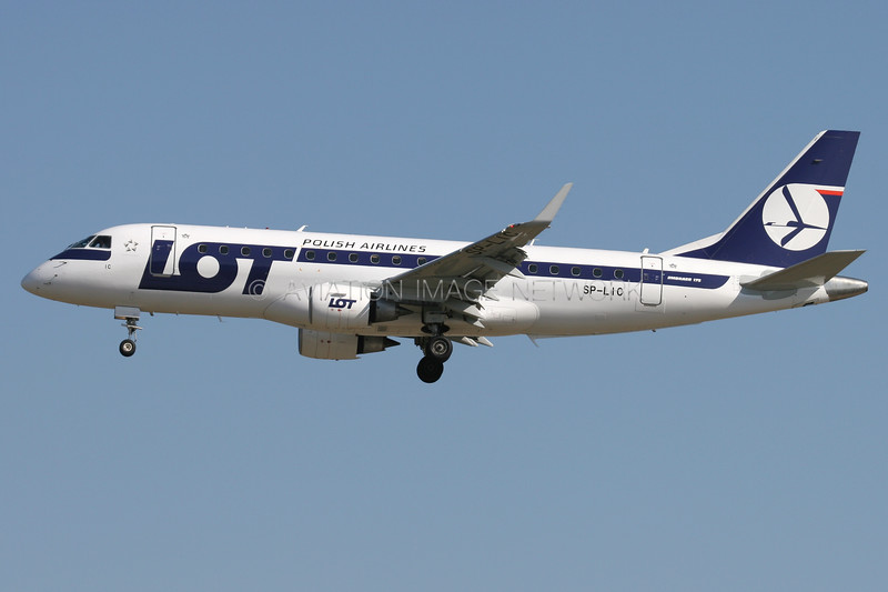 SP-LIC | Embraer ERJ-175LR | LOT Polish Airlines