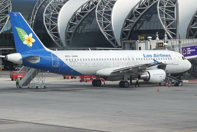 RDPL-34199 | Airbus A320-214 | Lao Airlines