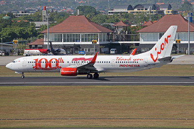 PK-LOF   Boeing 737-9GP/ER   Lion Air
