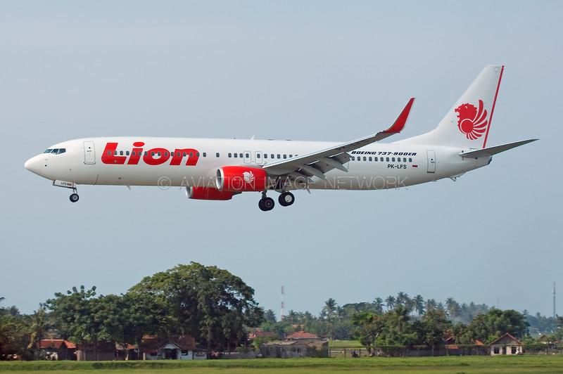 PK-LFS   Boeing 737-9GP/ER   Lion Air