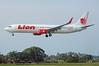 PK-LFS | Boeing 737-9GP/ER | Lion Air