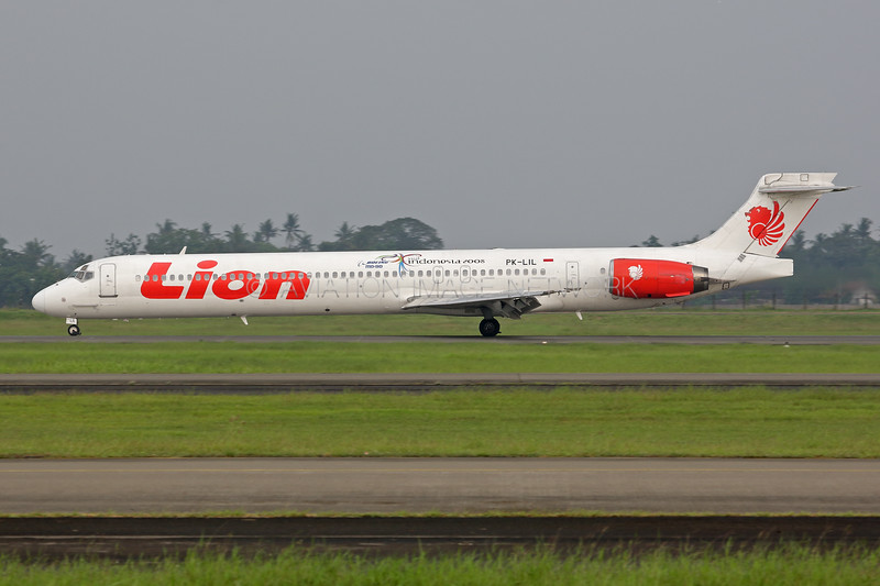 PK-LIL | McDonnell Douglas MD-90-30 | Lion Air