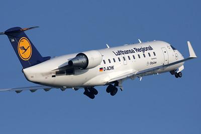 D-ACHK | Bombardier CRJ-200LR | Lufthansa Regional