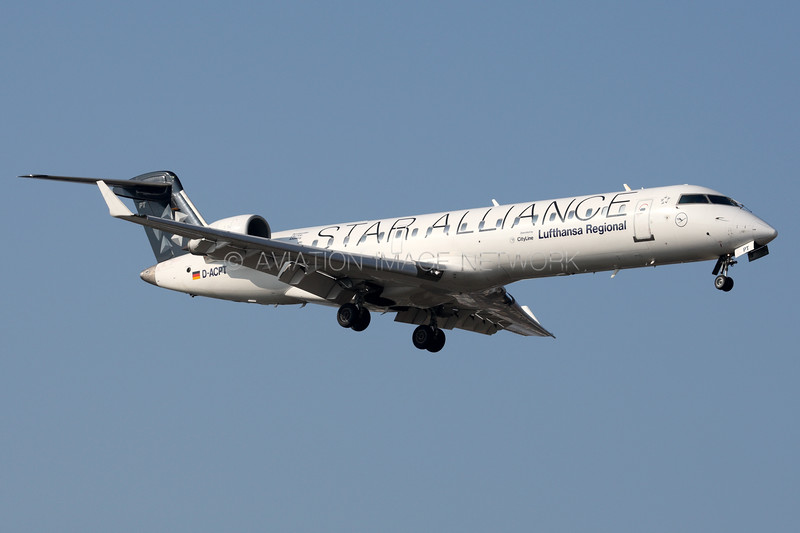 D-ACPT   Bombardier CRJ-700   Lufthansa Regional