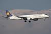 D-AEBO | Embraer ERJ-195-200LR | Lufthansa Regional