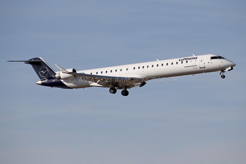 D-ACNC | Bombardier CRJ-900LR | Lufthansa Regional (CityLine)