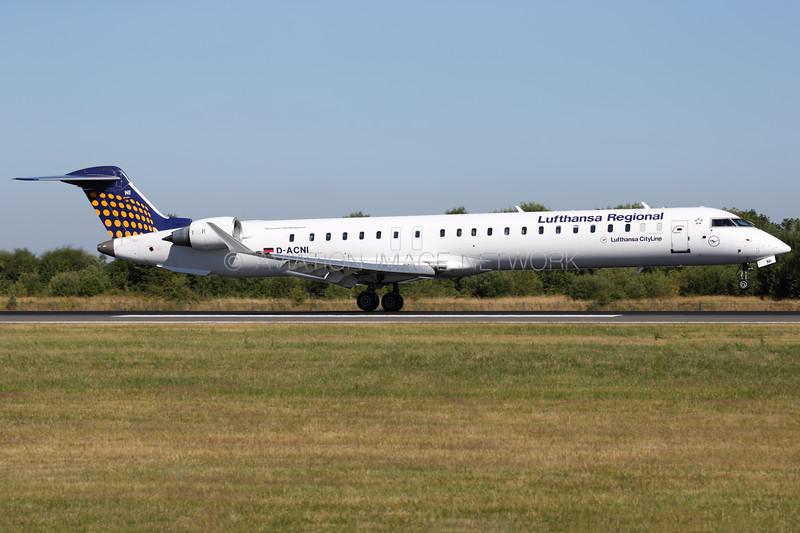 D-ACNI | Bombardier CRJ-900LR | Lufthansa Regional (CityLine)