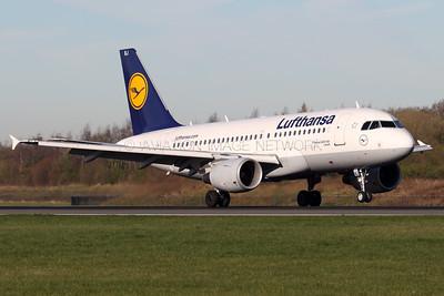 D-AIBC   Airbus A319-112   Lufthansa