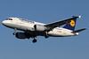 D-AIBB | Airbus A319-112 | Lufthansa