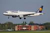 D-AIUA | Airbus A320-214 | Lufthansa