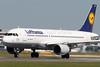 D-AIUW | Airbus A320-214 | Lufthansa