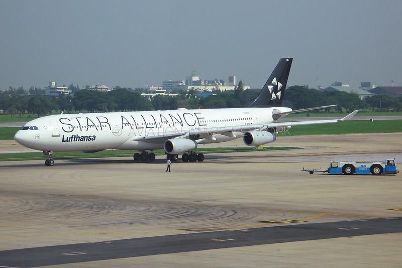 D-AIGC | Airbus A340-311 | Lufthansa