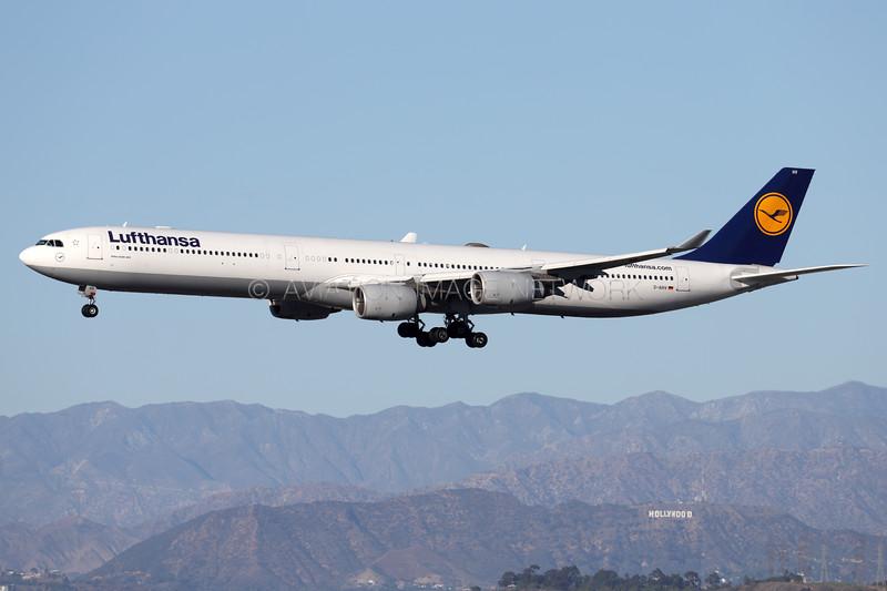 D-AIHV | Airbus A340-642 | Lufthansa