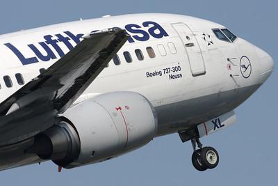D-ABXL | Boeing 737-330 | Lufthansa