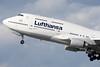 D-ABVB | Boeing 747-430 | Lufthansa