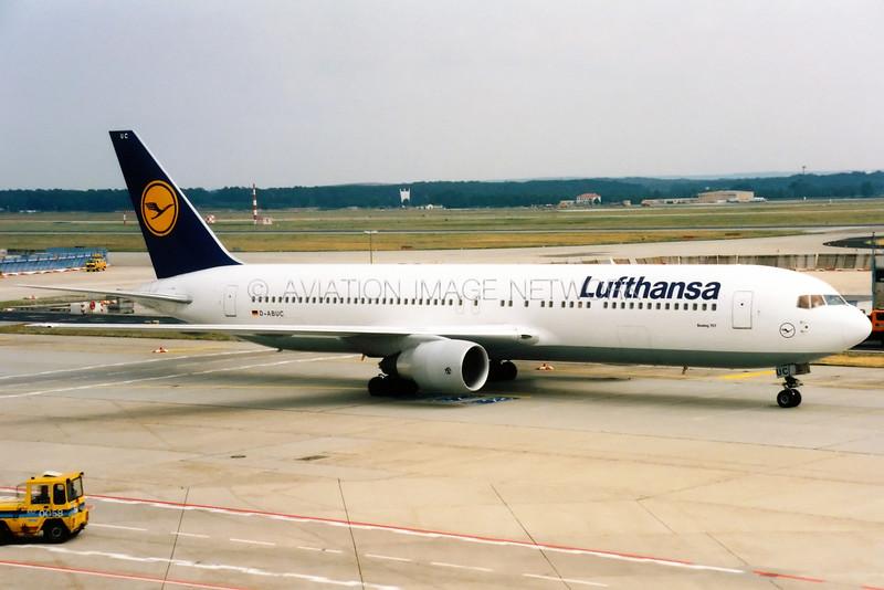 D-ABUC   Boeing 767-330/ER   Lufthansa