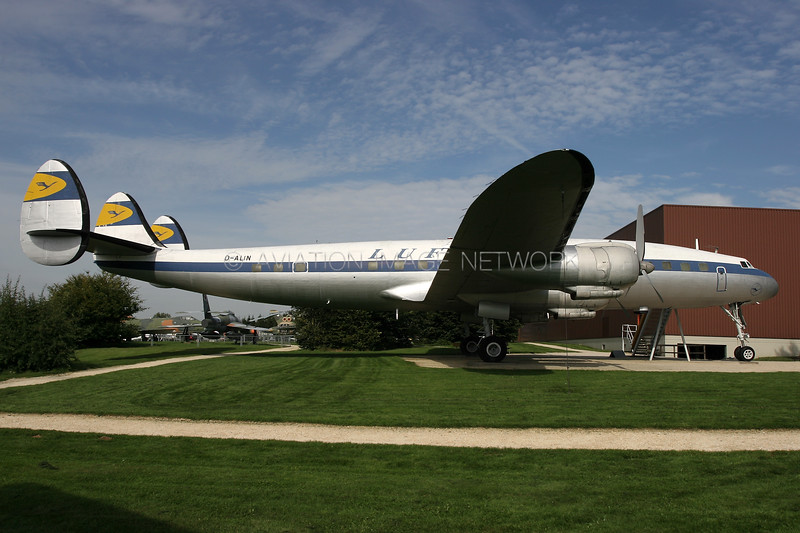 D-ALIN | Lockheed L1049G Constellation | Lufthansa