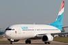 LX-LBB | Boeing 737-86J | Luxair