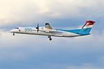 LX-LGF | Bombardier Dash8-Q402 | Luxair