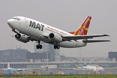 Z3-ARF | Boeing 737-3H9 | MAT Macedonian Airlines