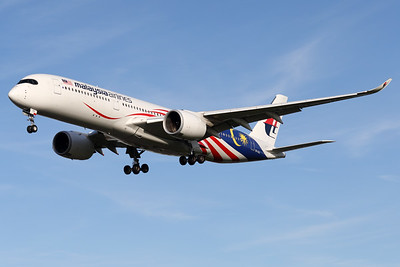 9M-MAG | Airbus A350-941 | Malaysia Airlines
