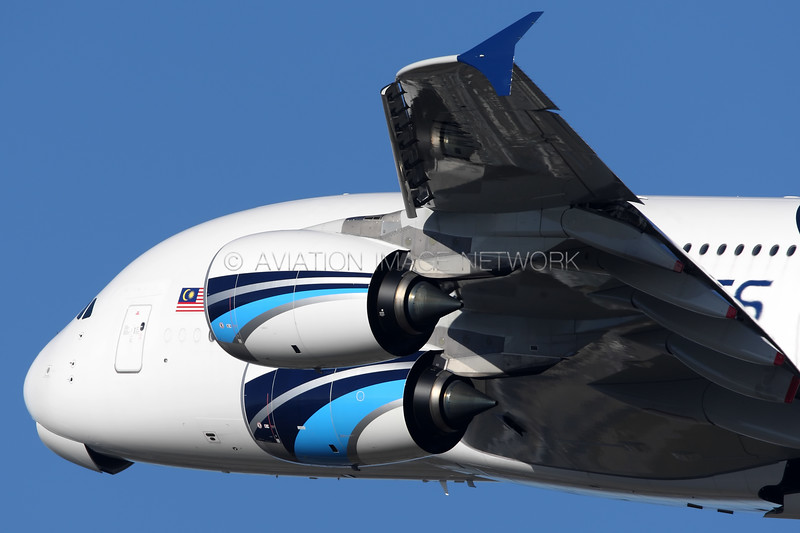 9M-MNA | Airbus A380-841 | MAS - Malaysia Airlines