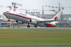 9M-MMZ | Boeing 737-4H6 | Malaysia Airlines