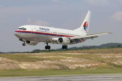 9M-MQI | Boeing 737-4H6 | Malaysia Airlines