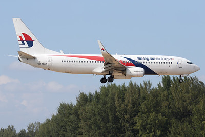9M-MXR | Boeing 737-8H6 | Malaysia Airlines
