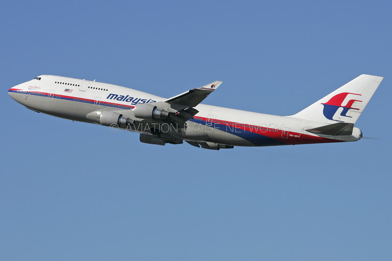 9M-MPK | Boeing 747-4H6 | Malaysia Airlines