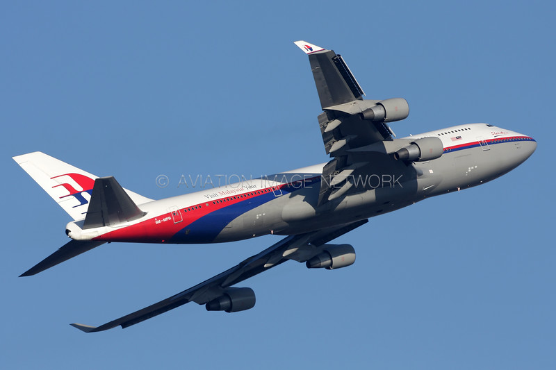 9M-MPB | Boeing 747-4H6 | Malaysia Airlines