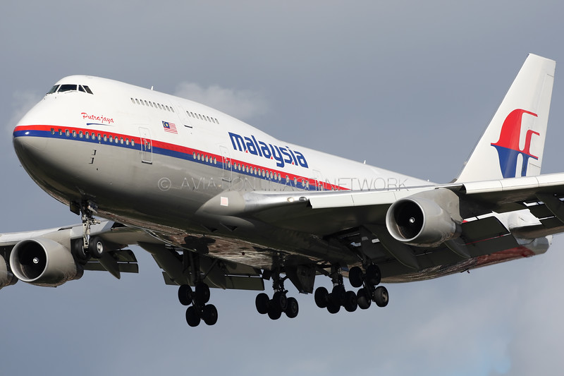 9M-MPP | Boeing 747-4H6 | Malaysia Airlines