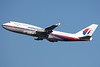 9M-MPO | Boeing 747-4H6 | Malaysia Airlines