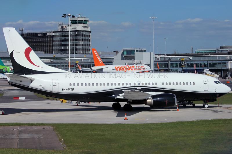 9H-MTF | Boeing 737-329 | Maleth-Aero