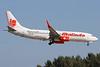 9M-LNP | Boeing 737-8GP | Malindo