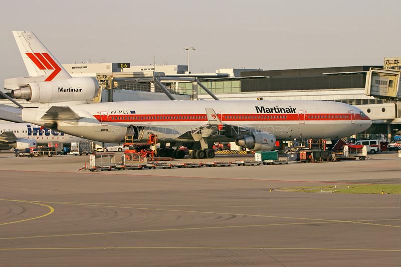 PH-MCS | McDonnell Douglas MD-11 | Martinair