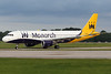 G-ZBAS | Airbus A320-214 | Monarch Airlines