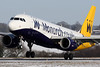 G-OZBX | Airbus A320-214 | Monarch Airlines