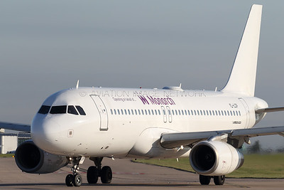 YL-LCP | Airbus A320-232 | Monarch Airlines