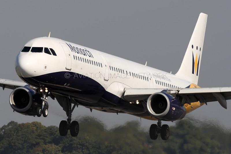 G-OZBI Airbus A321-231 | Monarch