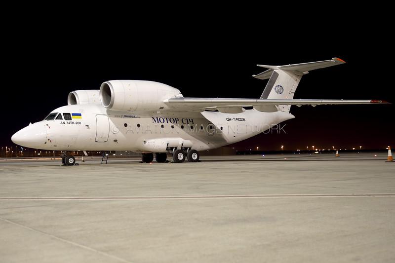 UR-74026   Antonov An-74TK-200   Motor Sich Airlines