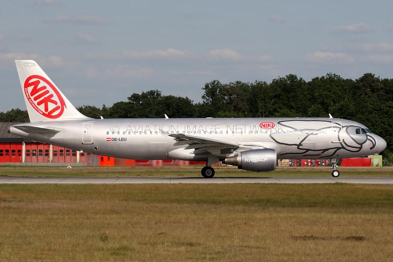 OE-LEU | Airbus A320-214 | Niki