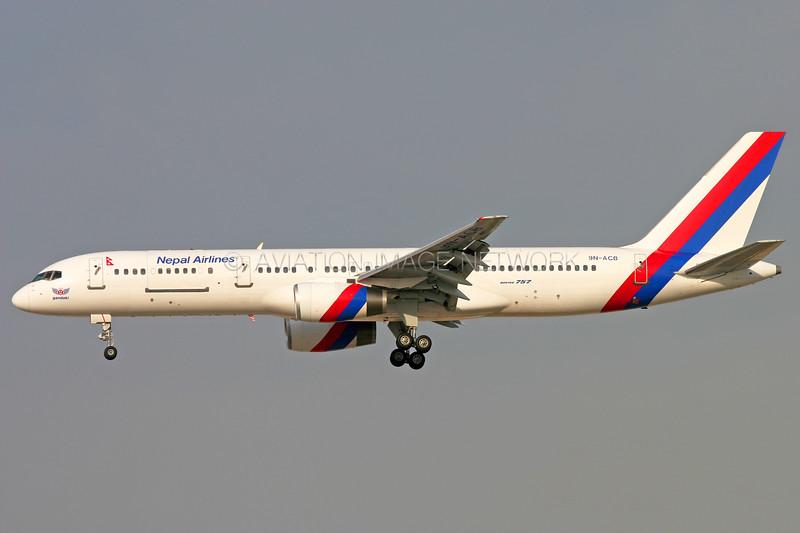 9N-ACB   Boeing 757-2F8   Nepal Airlines