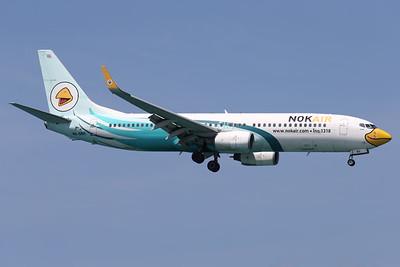 HS-DBO   Boeing 737-8AS   Nok Air