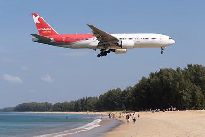 VP-BJF   Boeing 777-21B/ER   Nordwind Airlines