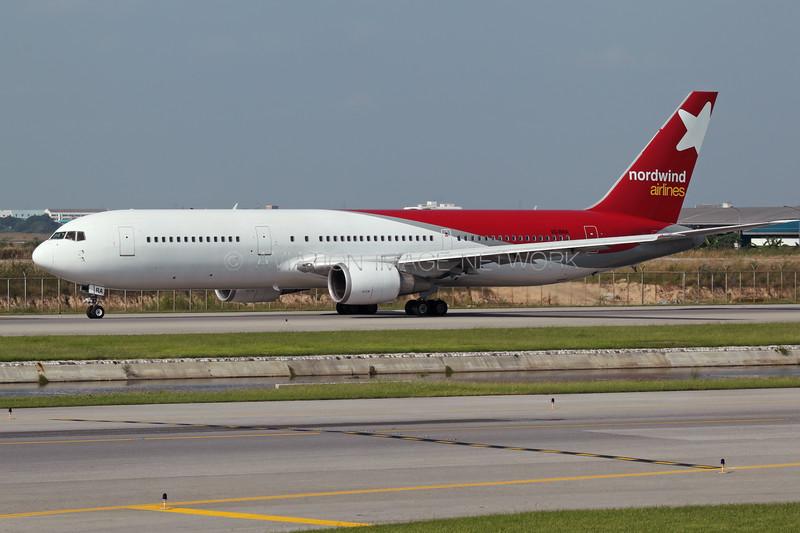 VQ-BRA | Boeing 767-33A/ER | Nordwind Airlines