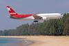 VQ-BOG | Boeing 767-341/ER | Ikar (Nordwind Airlines)