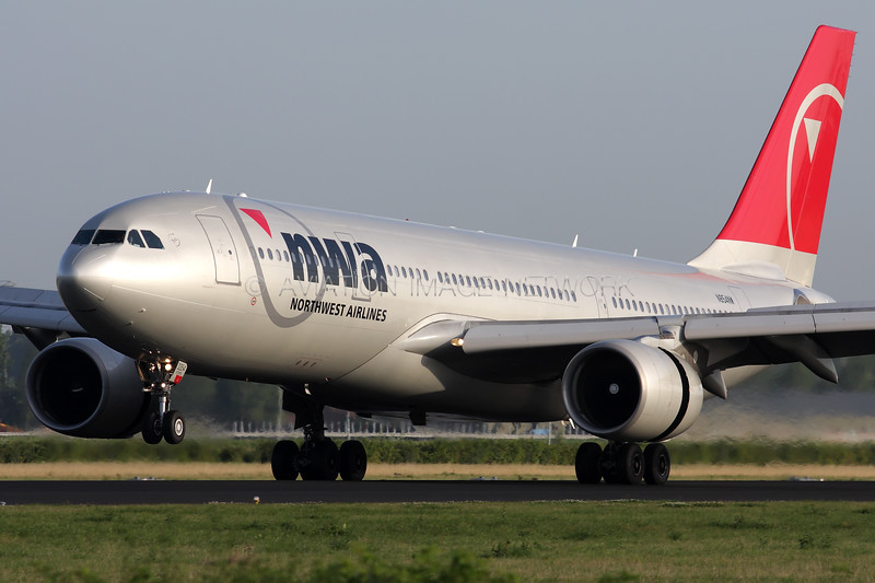 N854NW | Airbus A330-223 | Northwest Airlines
