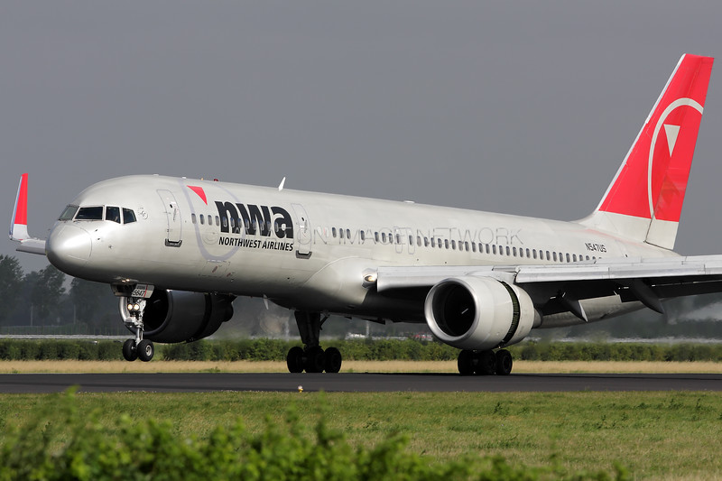 N547US | Boeing 757-251 | Northwest Airlines